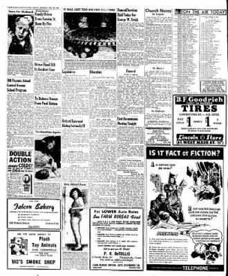 Naugatuck Daily News from Naugatuck, Connecticut on November 14, 1949 · Page 8