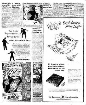 Naugatuck Daily News from Naugatuck, Connecticut on November 16, 1949 · Page 7