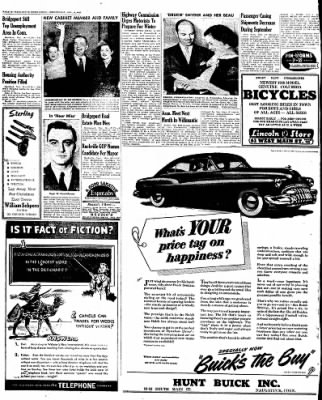 Naugatuck Daily News from Naugatuck, Connecticut on November 16, 1949 · Page 10