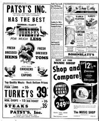 Naugatuck Daily News from Naugatuck, Connecticut on November 17, 1949 · Page 4