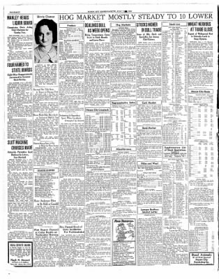 The Mason City Globe-Gazette from Mason City, Iowa on July 1, 1935 · Page 14