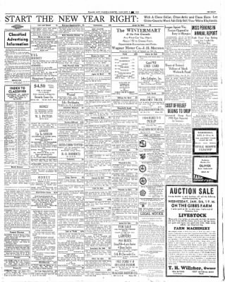 The Mason City Globe-Gazette from Mason City, Iowa on January 6, 1936 · Page 15