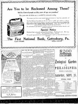 The Gettysburg Times from Gettysburg, Pennsylvania on September 16, 1913 · Page 6