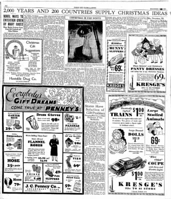 The Mason City Globe-Gazette from Mason City, Iowa on December 5, 1933 · Page 4