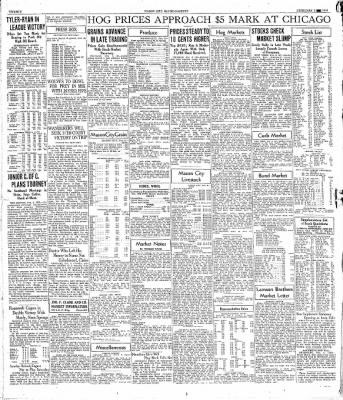 The Mason City Globe-Gazette from Mason City, Iowa on February 8, 1934 · Page 20