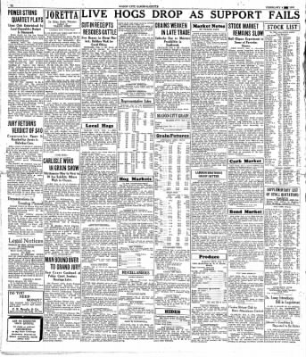 Globe-Gazette from Mason City, Iowa on February 4, 1931 · Page 14