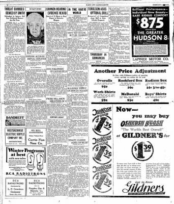 The Mason City Globe-Gazette from Mason City, Iowa on February 5, 1931 · Page 2
