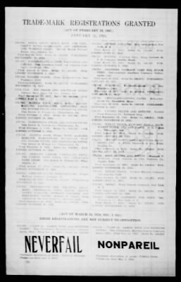 Official Gazette of the United States Patent Office from Washington, District of Columbia on January 22, 1924 · Page 40