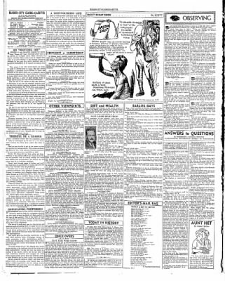 Globe-Gazette from Mason City, Iowa on July 15, 1935 · Page 4