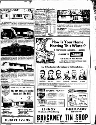 Oskaloosa Daily Herald from Oskaloosa, Iowa on January 30, 1957 · Page 49