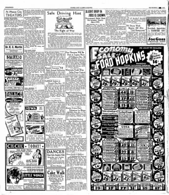 The Mason City Globe-Gazette from Mason City, Iowa on December 7, 1933 · Page 14