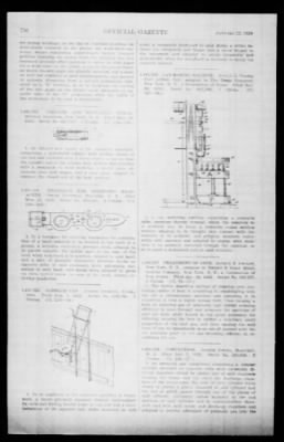Official Gazette of the United States Patent Office from Washington, District of Columbia on January 22, 1924 · Page 71