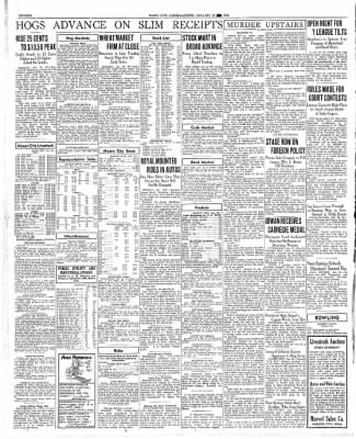 Globe-Gazette from Mason City, Iowa on January 23, 1936 · Page 16