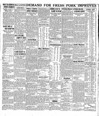 The Mason City Globe-Gazette from Mason City, Iowa on February 6, 1931 · Page 14
