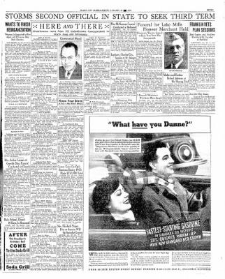 Globe-Gazette from Mason City, Iowa on January 29, 1936 · Page 7
