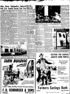 Oskaloosa Daily Herald from Oskaloosa, Iowa on January 30, 1957 · Page 69