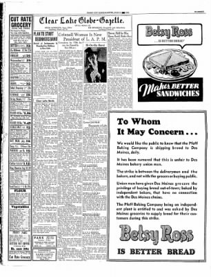 Globe-Gazette from Mason City, Iowa on July 18, 1935 · Page 18