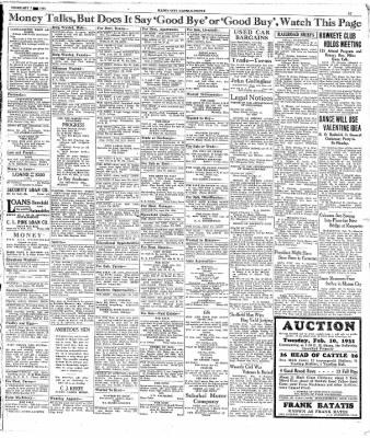 The Mason City Globe-Gazette from Mason City, Iowa on February 7, 1931 · Page 16