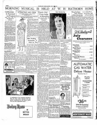 The Mason City Globe-Gazette from Mason City, Iowa on July 25, 1935 · Page 8
