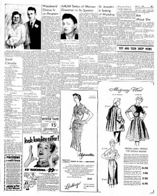 Globe-Gazette from Mason City, Iowa on February 24, 1954 · Page 20