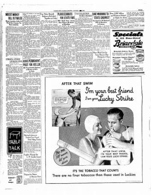 Globe-Gazette from Mason City, Iowa on August 1, 1935 · Page 3