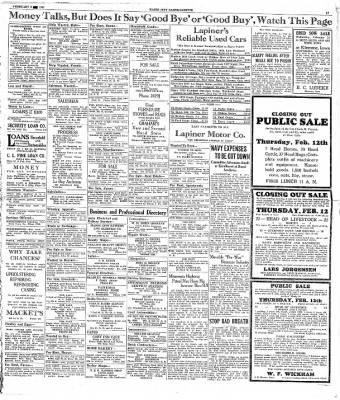 The Mason City Globe-Gazette from Mason City, Iowa on February 9, 1931 · Page 17
