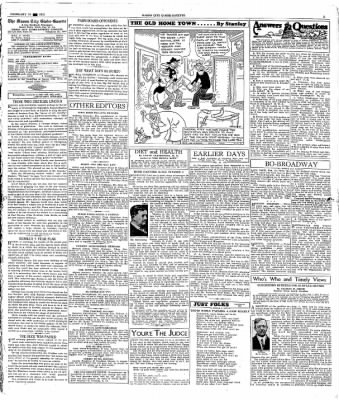 The Mason City Globe-Gazette from Mason City, Iowa on February 10, 1931 · Page 3