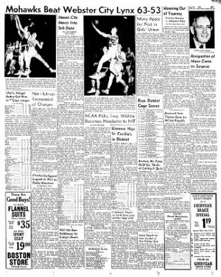 The Mason City Globe-Gazette from Mason City, Iowa on February 25, 1954 · Page 17