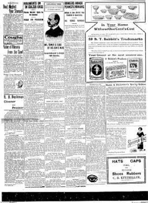 The Gettysburg Times from Gettysburg, Pennsylvania on October 10, 1913 · Page 3