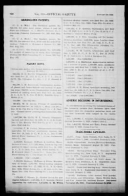 Official Gazette of the United States Patent Office from Washington, District of Columbia on January 29, 1924 · Page 6