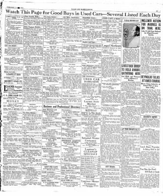 The Mason City Globe-Gazette from Mason City, Iowa on February 11, 1931 · Page 16