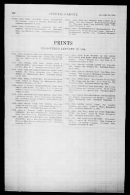 Official Gazette of the United States Patent Office from Washington, District of Columbia on January 29, 1924 · Page 49