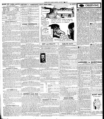 Globe-Gazette from Mason City, Iowa on August 27, 1935 · Page 4
