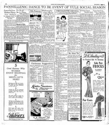 The Mason City Globe-Gazette from Mason City, Iowa on December 19, 1933 · Page 6