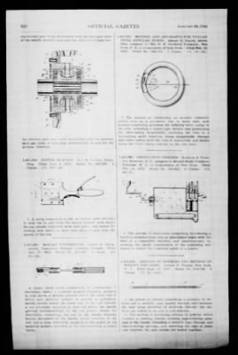 Official Gazette of the United States Patent Office from Washington, District of Columbia on January 29, 1924 · Page 77