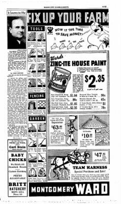 The Mason City Globe-Gazette from Mason City, Iowa on March 7, 1934 · Page 19