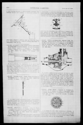 Official Gazette of the United States Patent Office from Washington, District of Columbia on January 29, 1924 · Page 85