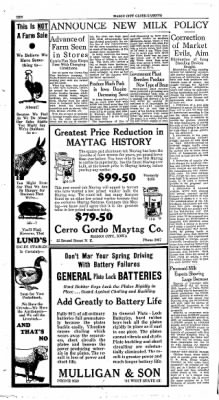 The Mason City Globe-Gazette from Mason City, Iowa on March 7, 1934 · Page 24
