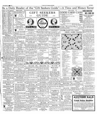 Globe-Gazette from Mason City, Iowa on December 19, 1933 · Page 15