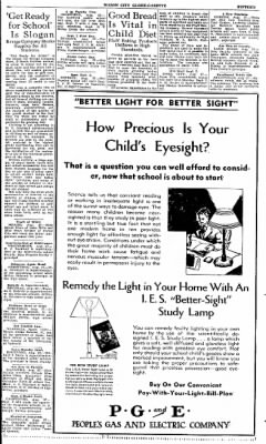 The Mason City Globe-Gazette from Mason City, Iowa on August 27, 1935 · Page 27