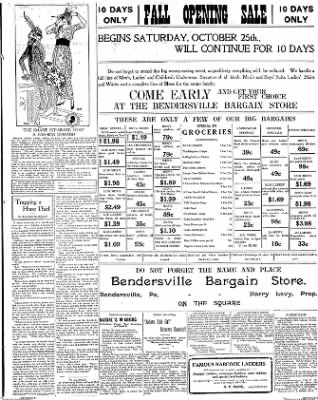 The Gettysburg Times from Gettysburg, Pennsylvania on October 23, 1913 · Page 3