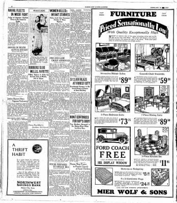 The Mason City Globe-Gazette from Mason City, Iowa on February 16, 1931 · Page 2