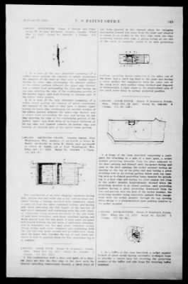 Official Gazette of the United States Patent Office from Washington, District of Columbia on January 29, 1924 · Page 106