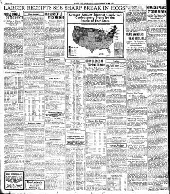 The Mason City Globe-Gazette from Mason City, Iowa on September 30, 1935 · Page 12