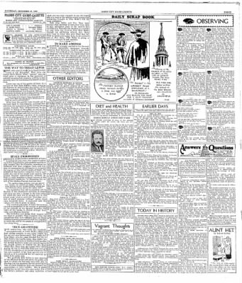 The Mason City Globe-Gazette from Mason City, Iowa on December 23, 1933 · Page 3