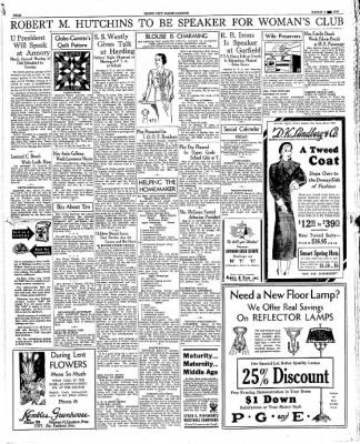 The Mason City Globe-Gazette from Mason City, Iowa on March 9, 1934 · Page 4