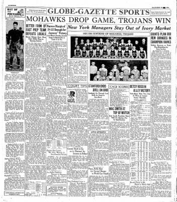 Globe-Gazette from Mason City, Iowa on December 23, 1933 · Page 18