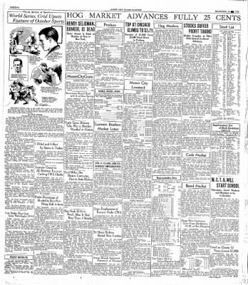 The Mason City Globe-Gazette from Mason City, Iowa on December 23, 1933 · Page 20