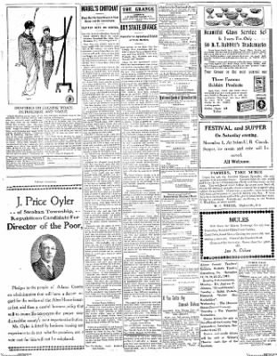 The Gettysburg Times from Gettysburg, Pennsylvania on October 31, 1913 · Page 3