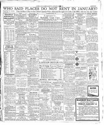 The Mason City Globe-Gazette from Mason City, Iowa on January 21, 1937 · Page 19